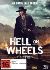 Hell on Wheels - Season 5: Volume 1