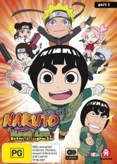 Naruto Spin-Off: Rock Lee and His Ninja Pals - Season 1