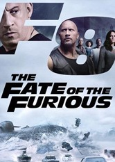 The Fate of the Furious (Fast & Furious 8)