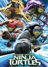 Teenage Mutant Ninja Turtles 2: Out of the Shadows 3D