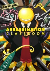 Assassination Classroom - Season 1: Part 2