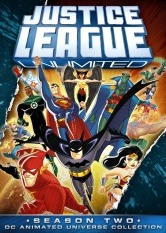 Justice League Unlimited - Season 2