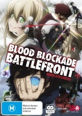 Blood Blockade Battlefront - Season 1