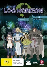 Log Horizon - Series 2 Part 2
