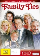 Family Ties - Season 7(Final Season)