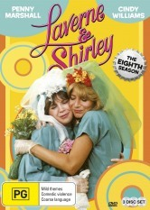 Laverne & Shirley - Season 8