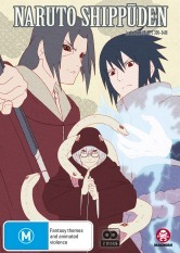 Naruto Shippuden - Collection 27