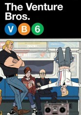 The Venture Bros. - Season 6