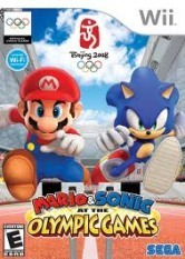 Mario & Sonic at the Olympic Games: Beijing 2008 [Wii]