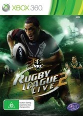 Rugby League Live 2 [Xbox 360]