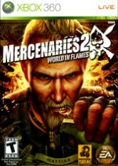 Mercenaries 2: World In Flames [Xbox 360]