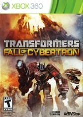 Transformers: Fall of Cybertron [Xbox 360]