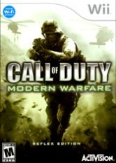 Call of Duty: Modern Warfare - Reflex Edition [Wii]
