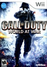 Call of Duty: World at War [Wii]