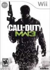 Call of Duty: Modern Warfare 3 [Wii]