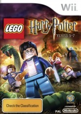 LEGO Harry Potter - Years 5-7 [Wii]
