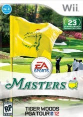 Tiger Woods PGA Tour 2012: The Masters [Wii]