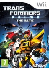 Transformers Prime - The Game [Wii]
