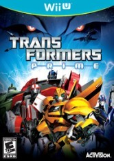 Transformers Prime - The Game [WiiU]