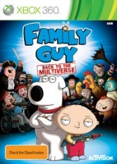 Family Guy: Back to the Multiverse [Xbox 360]