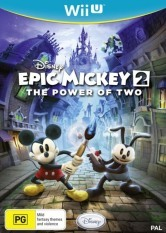 Epic Mickey 2: The Power of Two [WiiU]