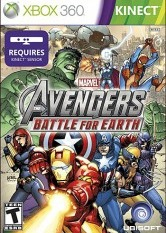 Marvel Avengers: Battle for Earth [Xbox 360]