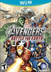 Marvel Avengers: Battle for Earth [WiiU]