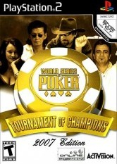 World Series of Poker: Tournament of Champions [PS2]