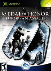 Medal of Honor: European Assault [Xbox]