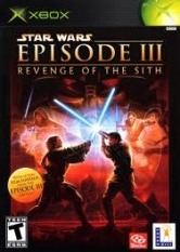 Star Wars Episode III: Revenge of the Sith  [Xbox]