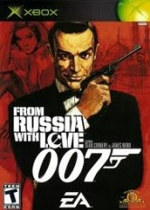 James Bond 007: From Russia With Love [Xbox]