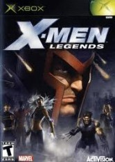 X-Men Legends  [Xbox]