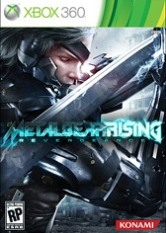 Metal Gear Rising: Revengeance [Xbox 360]