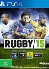 Rugby 15 [PS4]