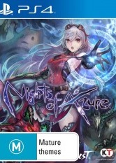 Nights of Azure [PS4]