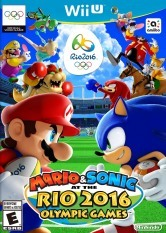 Mario & Sonic at the Rio 2016 Olympic Games [WiiU]