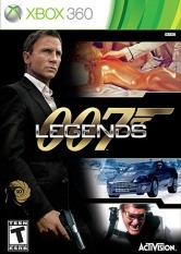 007 Legends [Xbox 360]