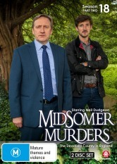 Midsomer Murders - Season 18 Part 2