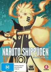 Naruto Shippuden - Collection 29
