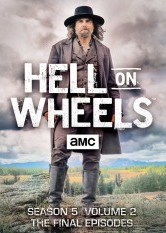 Hell on Wheels - Season 5: Volume 2