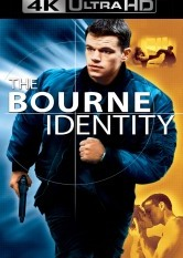 The Bourne Identity 4K