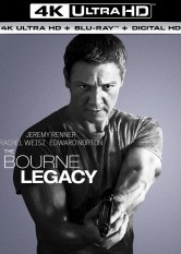 The Bourne Legacy 4K
