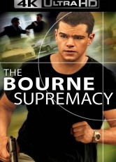 The Bourne Supremacy 4K