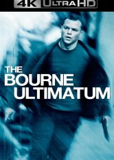 The Bourne Ultimatum 4K