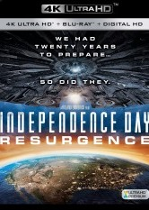 Independence Day 2: Resurgence 4K