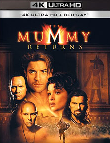 The Mummy Returns 4K