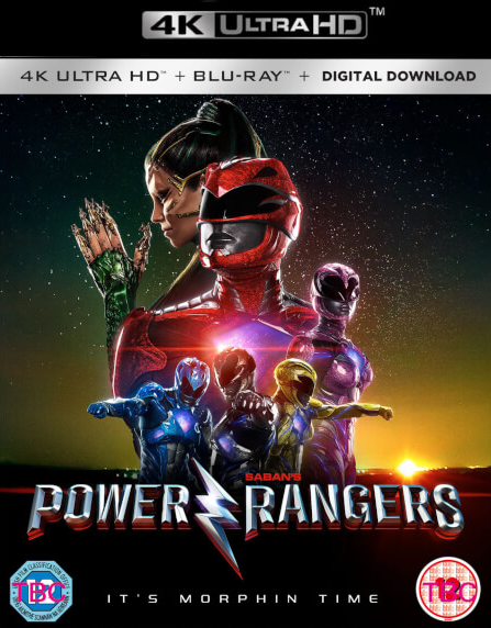 Power Rangers 4K