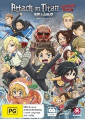 Attack on Titan: Junior High - Season 1