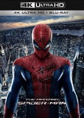The Amazing Spider-Man 4K