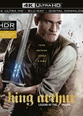 King Arthur: Legend of the Sword 4K
